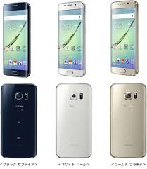 Samsung S6 Docomo samsung attempting to japanese market by removing logo from