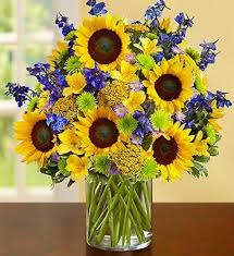 floral arrangements sunflower sunflowers mar sunflowers