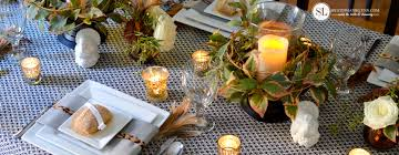 thanksgiving table setting setting a fall tablescape with better