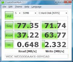 Hard Drive Bench Mark Download Crystaldiskmark The Best System Utilities Software