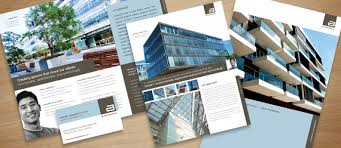 architecture brochure templates free 10 architecture brochures collections