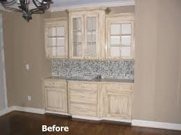 Pickled Cabinet Finish Diy Nightmare Kitchen Cabinet Finish Kansas City Kitchen Cabinet