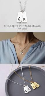 children s initial necklace for children s initial necklace small initial necklace kids initial