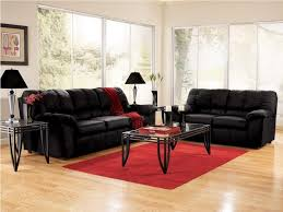 Black Leather Living Room Sets by Cheap Living Room Furniture Sets Modern Black Sofa Interior Decor