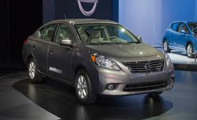 nissan versa trim levels 2012 nissan versa sedan official photos and info u0026ndash news