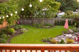 Landscaping Ideas For Backyard Privacy by 50 Inexpensive Privacy Fence Design Ideas Wartaku Net