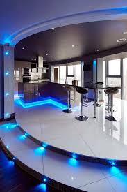 Kitchen Led Lighting Cool Led Kitchen Island Lighting Best Images About Led Lighting
