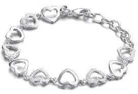 silver bracelet styles images Types of silver bracelets for women and men styles at life jpg