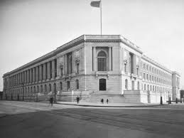 Building Exterior by History Of The Cannon House Office Building Architect Of The