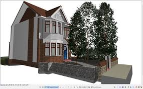 British Houses Archicad Model Of A British House In Uk Professional Cad