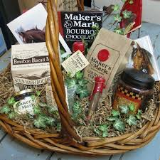 bourbon gift basket maker s bourbon gift basket specialty food the brick
