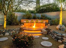 Landscaping Ideas For Backyard Privacy Backyard Landscaping Ideas For Privacy Designandcode Club