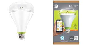 ge link light bulb green deals ge link wi fi enabled 65w br30 smart light bulb 13