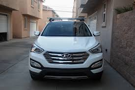 hyundai santa fe owners forum chatroom roof rails crossbars pano metal roof page 29