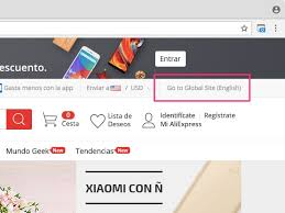aliexpress location localization how to change aliexpress language from spanish to