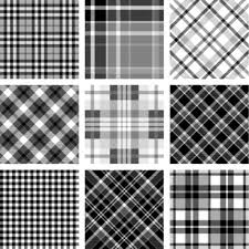 seamless plaid fabric pattern free vector 19 158 free