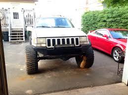 jeep light bar bumper zj front bumper build album grandcherokee