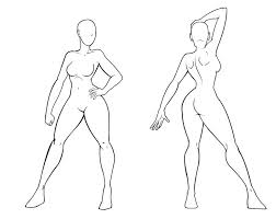 11 best body templates images on pinterest body template
