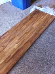 butcher block table top ikea home table decoration