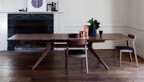 Dining Room Extension Table by Case Matthew Hilton Cross Extending Dining Table