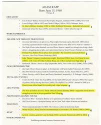 resume help nyc resume writers nyc cover letter
