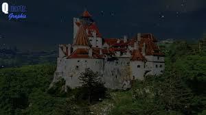 Vlad The Impalers Castle by Château De Vlad Tepes Dracula Youtube