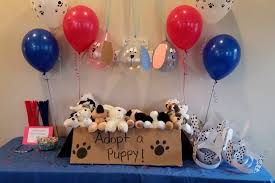 puppy party supplies and s puppy party rumbly in my tumbly