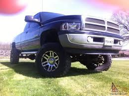 Dodge Ram Cummins V6 - american dodge ram cummins diesel pickup truck