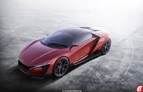 Acura Sports Car Price Future Cars Honda U0027s Baby Nsx Could Go Porsche Cayman Hunting