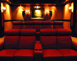 Movie Theater Sofas Media Rooms Seating Home Design