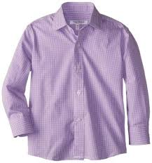 issac mizrahi boys 8 20 boy u0027s neo x gingham dress shirt lilac 14