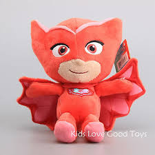 cartoon pj masks blue catboy plush toy soft stuffed doll 8