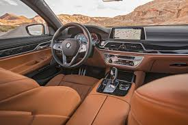 Bmw Interior Options Bmw 7 Series 2016 Motor Trend Car Of The Year Finalist