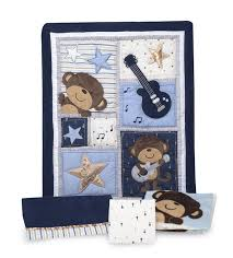 Monkey Bedding Carters Monkey Rockstar Baby Bedding Baby Bedding And Accessories