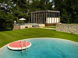 philip johnson u0027s wiley house hits the market for 12 million