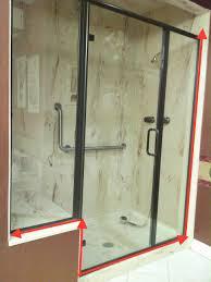 Framed Vs Frameless Shower Door Frameless Vs Semi Framless Floyd S Custom Shower Door Site