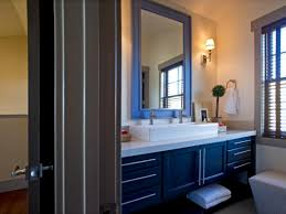 bathroom vessel sink ideas 17 ideas for installing a fancy blue bathroom vanity cabinet subuha