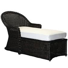 Chaise Lounge Cushions Indoor Wicker Chaise Lounge Cushions By The Pool Or On The Deck A