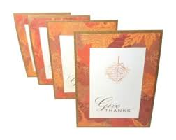 happy thanksgiving cards set thanksgiving card set boxed