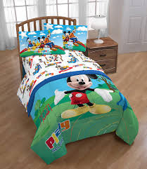 amazon com disney junior mickey mouse clubhouse play 3 piece twin