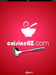 cuisine aaz cuisineaz iphone apps française