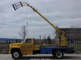 west auctions auction trucks trailers backhoe construction