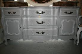 Bedroom Furniture Refinishing Ideas Black French Provincial Dresser Before After Refinishing Bellas