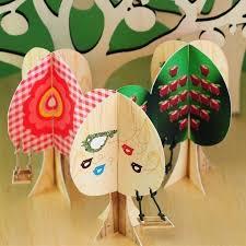 25 unique 3d tree ideas on tree crafts classroom