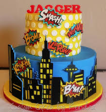 marvel cake toppers comic book cakes cake decorating daily inspiration