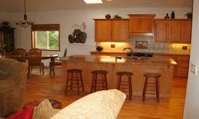 open kitchen living room design ideas open kitchen living room designs black display board or velcro