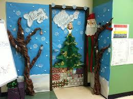 Christmas Door Decorations Ideas For The Office Holiday Door Decorating Contest Ideas Christmas Door Decorating