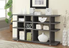 furniture home rustic oak sixth narrow wood bookcase tall six