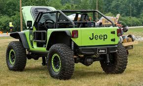 jeep forward control sema top concept cars of 2016 autonxt