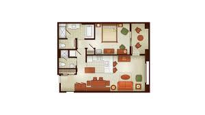 grand californian suites floor plan dvc grand californian villas resales point charts videos